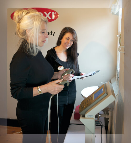 Body Analysis Report HYPOXI Worcestershire
